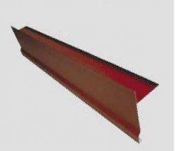 RUUKKI jednodílné štítové lemování spodní 2000mm (vysoké)