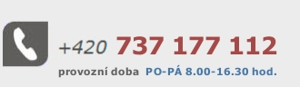 telefon +420 724 112 419